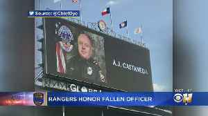 Grand Prairie Officer Killed In The Line Of Duty Friday Morning Remembered [Video]