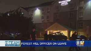 Forest Hill Officer On Leave For Failing To Find Kidnapped Child In Hotel Room [Video]