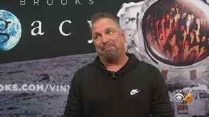 Garth Brooks Buzzing With Excitement Over Mile High Show [Video]