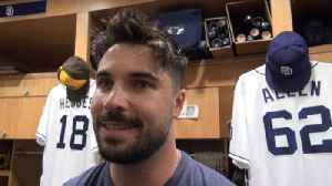Padres with walk-off win to beat the Nationals, 5-4 [Video]