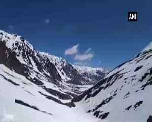 Snow clearance operation underway in HPs Lahaul Spiti [Video]