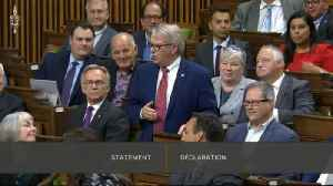 Liberal MP Rodger Cuzner Bids Farewell To House [Video]