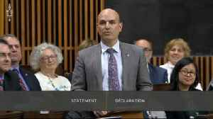 NDP MP Nathan Cullen Says Goodbye [Video]