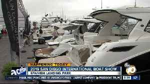 2019 San Diego International Boat Show sails into town [Video]