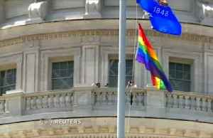 Pride flag outside Wisconsin capitol sparks Republican outcry [Video]