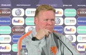 Stop Ronaldo? Dutch have no 'special plan', says Koeman [Video]