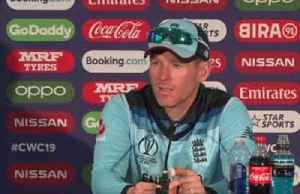 News video: England skipper Morgan hails Roy after match-winning 153