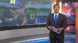Michigan one win away from College World Series [Video]