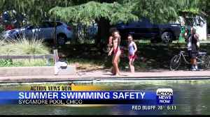 CAL FIRE offers four tips to stay safe while swimming this summer [Video]