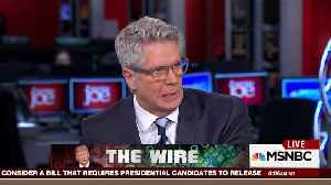 'Total Loser': Trump Attacks 'Little' Donny Deutsch, Admits It's Not 'Presidential To Hit Back' [Video]