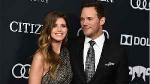 Chris Pratt And Katherine Schwarzenegger Tie The Knot [Video]