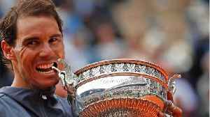 Rafael Nadal Wins Record 12th French Open [Video]