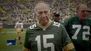 Aaron Rodgers on Bart Starr's Legacy [Video]