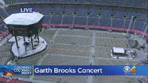 Getting Ready For Garth! Record Crowd To Pile Into Broncos Stadium [Video]