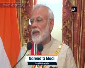 News video: Issuing RuPay card in Maldives will increase Indian tourists in Maldives PM Modi