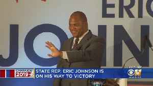 Election Results: Eric Johnson Declares Victory Over Scott Griggs For Dallas Mayor [Video]