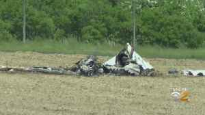 2 Killed, Dog Survives After Small Plane Crashes In Long Island [Video]