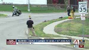 Grandview couple charged in deadly hit-and-run [Video]