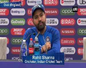News video: India vs Australia Its going to be a great contest says Rohit Sharma