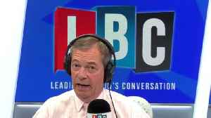 Nigel Farage On Jeremy Corbyn's 'Catastrophic' Week As Labour Leader [Video]