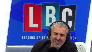 Maajid Takes On Caller Who Says Divorce Should Stop Boris Becoming Tory Leader [Video]