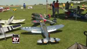 Remote Control Airshow to open to spectators [Video]