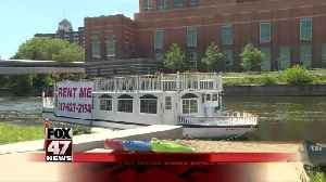 Grand River Princess returns to Lansing after 11 years [Video]