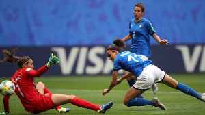Italy Marks 20-Year Wait With Dramatic Win [Video]