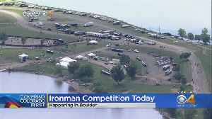 Thousands Of Athletes Compete In Ironman In Boulder [Video]