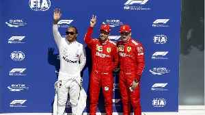 Lewis Hamilton Wins On Sebastian Vettel Penalty