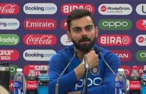 News video: Kohli comes to booed Smith's defence at the Oval
