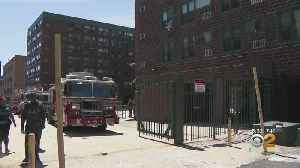 Girl, 4, In Critical Condition After Bronx High-Rise Fire [Video]
