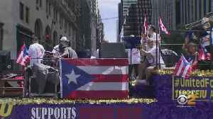 Mayor De Blasio Absent As Thousands Pack Streets For 62nd Annual Puerto Rican Day Parade [Video]