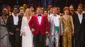 James Corden's Electrifying 2019 Tony Awards Opening Number Salutes The Magic Of Live Broadway [Video]