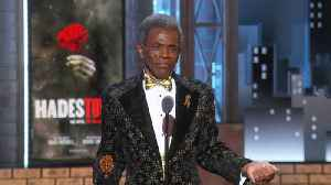 André De Shields Wins Best Featured Actor In A Musical At The 2019 Tony Awards [Video]
