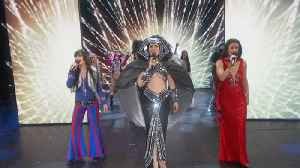 The Cast Of The Cher Show Performs 'Believe' At The 2019 Tony Awards [Video]