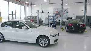 Production at the BMW Group Plant San Luis Potosi, Mexico - Training Center [Video]
