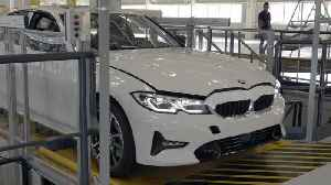 Production at the BMW Group Plant San Luis Potosi, Mexico - Assembly [Video]