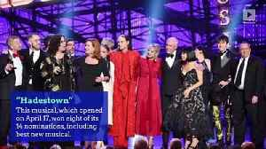 Big Winners From the 2019 Tony Awards [Video]