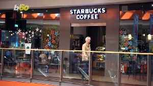 Starbucks Set To Test New Reusable Cup At London Airport [Video]