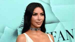 News video: Kim Kardashian Shares First Photo Of Psalm West