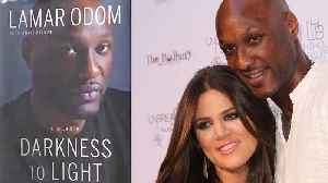 Lamar Odom's Most SHOCKING Revelations About Khloe Kardashian From New Memoir 'Darkness To Light'! [Video]