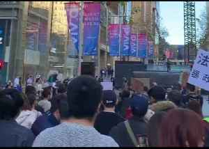 Demonstrations Held in Sydney to Protest Hong Kong Extradition Bill [Video]