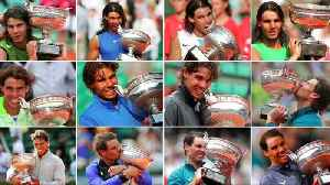 Nadal wins record-setting 12th French Open title [Video]