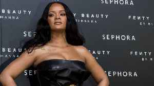 Rihanna Gets Praised For Including Models Scars In Her Collection's Promotion [Video]