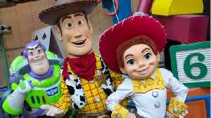 Avengers: Endgame Star Chris Evans Loves Toy Story as Much as the Rest of Us [Video]