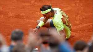 Nadal wins incredible 12th French Open [Video]