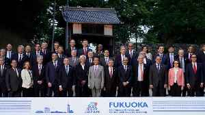 Most G20 members see trade row as huge risk for global growth [Video]