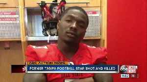 Former Plant High football star Eric Patterson killed in shooting early Saturday morning [Video]