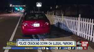 Tampa Police cracking down on illegal parking [Video]